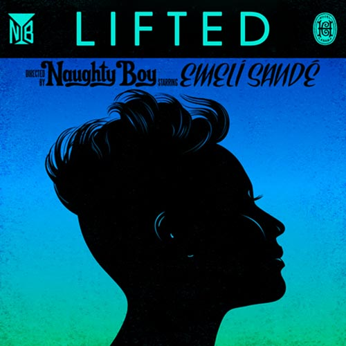 Naughty Boy Emeli Sande Lifted Artwork