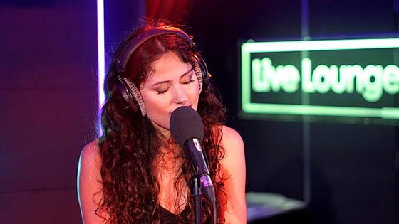 Eliza Doolittle Treasure Bruno Mars Cover