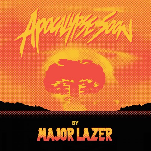 Major Lazer Aerosol Can