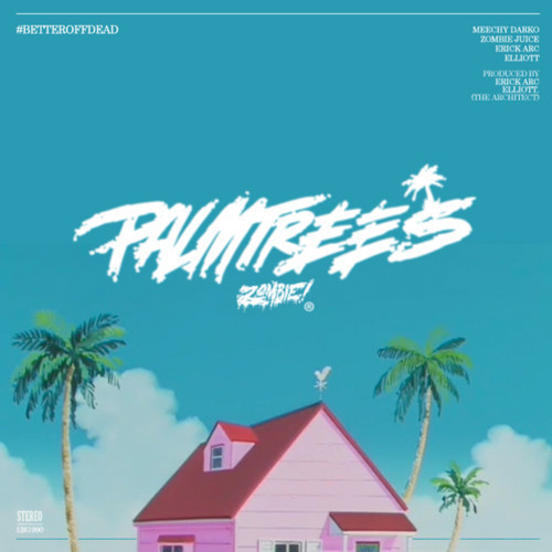 fLaTBUSH zombies palm trees