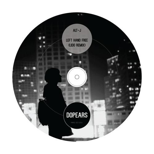 Alt-J Left Hand Free Lido Remix