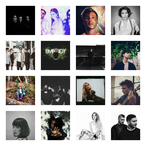 Sound of 2015