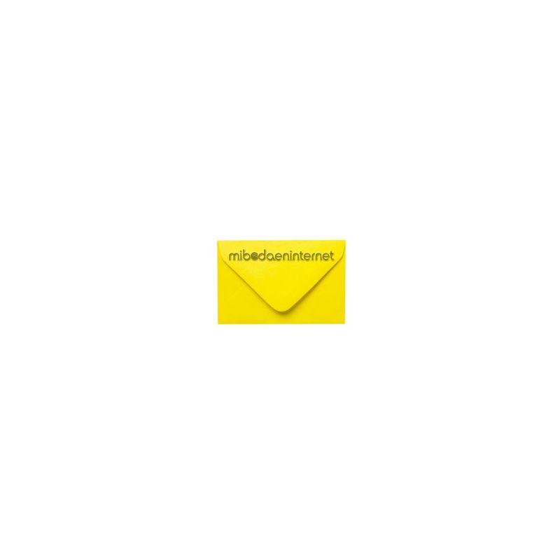 Sobre pequeño Amarillo - SWP36