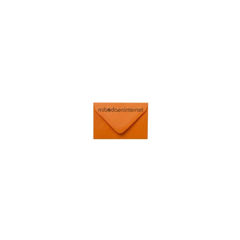 Sobre pequeño Naranja - SWP35