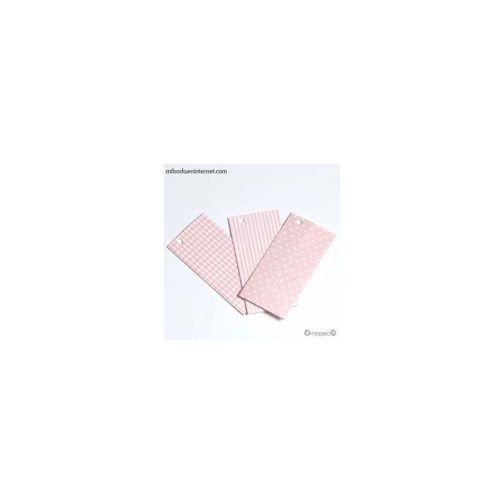 Caja alta cartón colores estampados 14x3,5x3,5