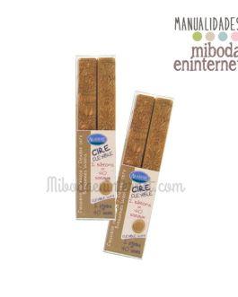 2 barras lacre gota dorado metalizado Aladine