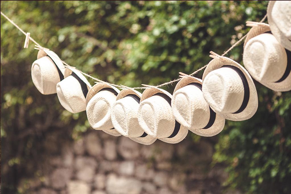 decoracion boda borsalinos boda