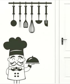 Chef y Utensilios