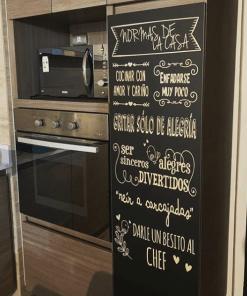 Normas Casa - Besito al Chef