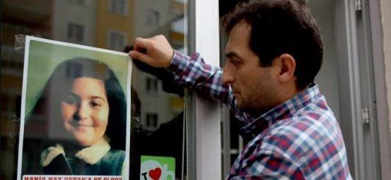 Φυλακή για τον πατέρα της Rabia Naz Şaban Vatan