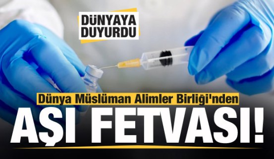 Fatwa εμβολιασμού από την Παγκόσμια Ένωση Μουσουλμάνων μελετητών