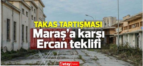 Η συζήτηση για το αεροδρόμιο Ercan εναντίον του Maraş συνεχίζει να εμφανίζεται στον ελληνικό τύπο