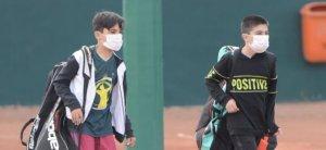 Απολαυστικοί αγώνες νεαρών ρακετών στο Παγκόσμιο Κύπελλο Αυτοκινήτου …