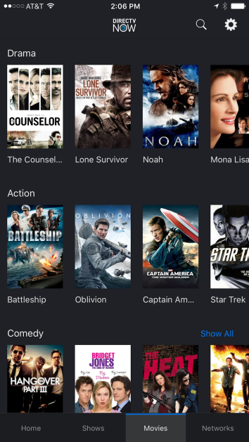 DIRECTV NOW has worked out its bugs and is the best live TV