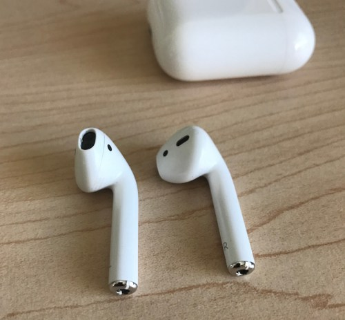 Airpods pairing and connection