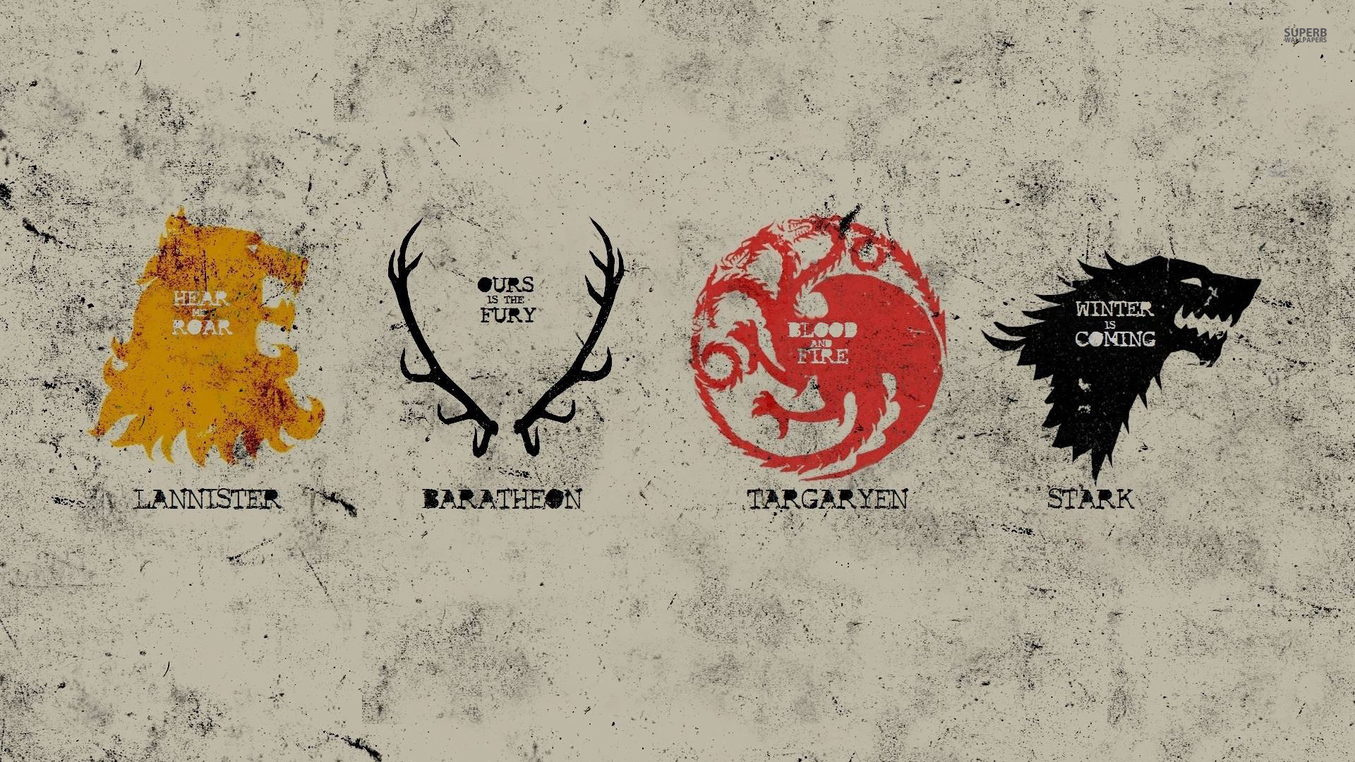 30 Hd Game Of Thrones Wallpapers To Support Your Favorite House