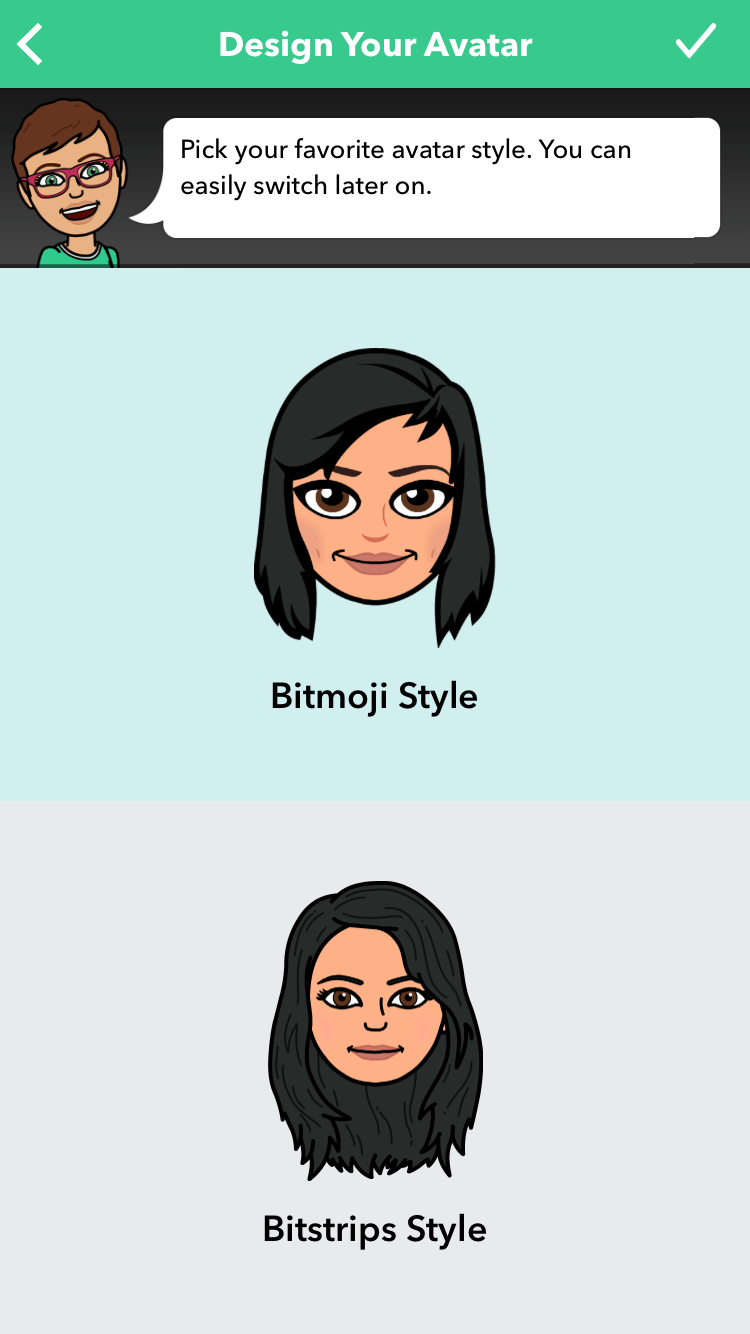 77fd0b2083d Express Yourself With Bitmoji (App Review) - deTeched