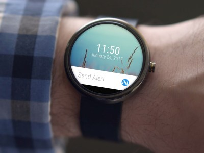 You can now call for help from your Android Wear with Wearsafe's latest update