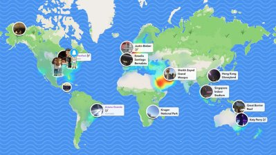 """What's All The Fuss About Snapchat's New """"Snap Map""""?"""