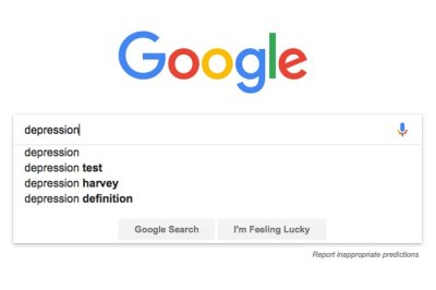 Google Releases Test For Clinical Depression