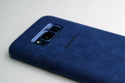 Samsung Galaxy S8 Alcantara Cover: As premium as it gets (review)