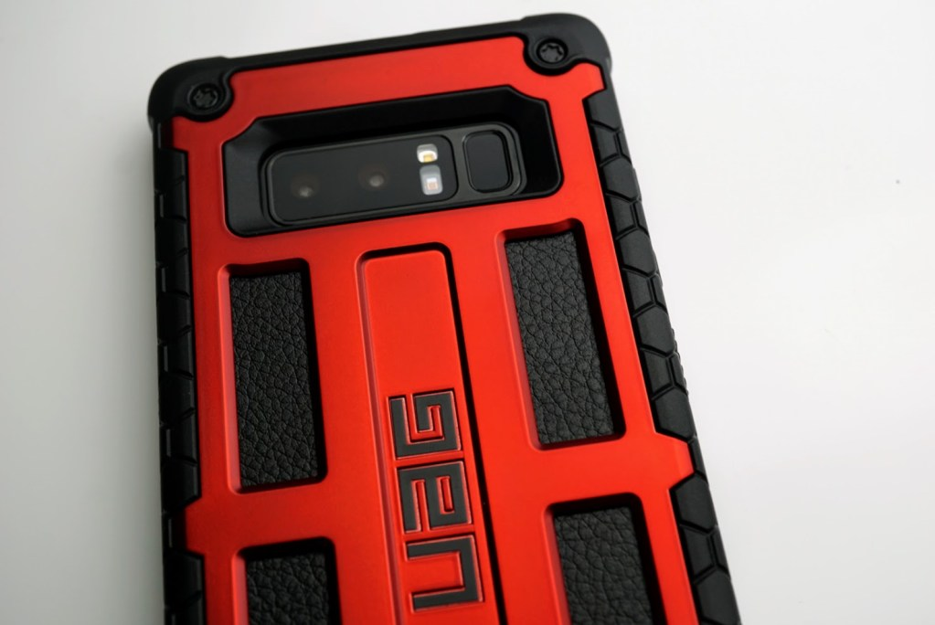 check out 1f517 611b1 UAG Monarch Series Case for the Samsung Galaxy Note 8 is everything ...