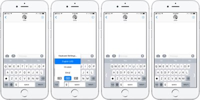 How to add another language to your iOS keyboard (tutorial)