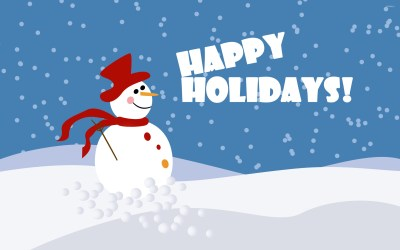 Merry Christmas and Happy Holidays from deTeched!