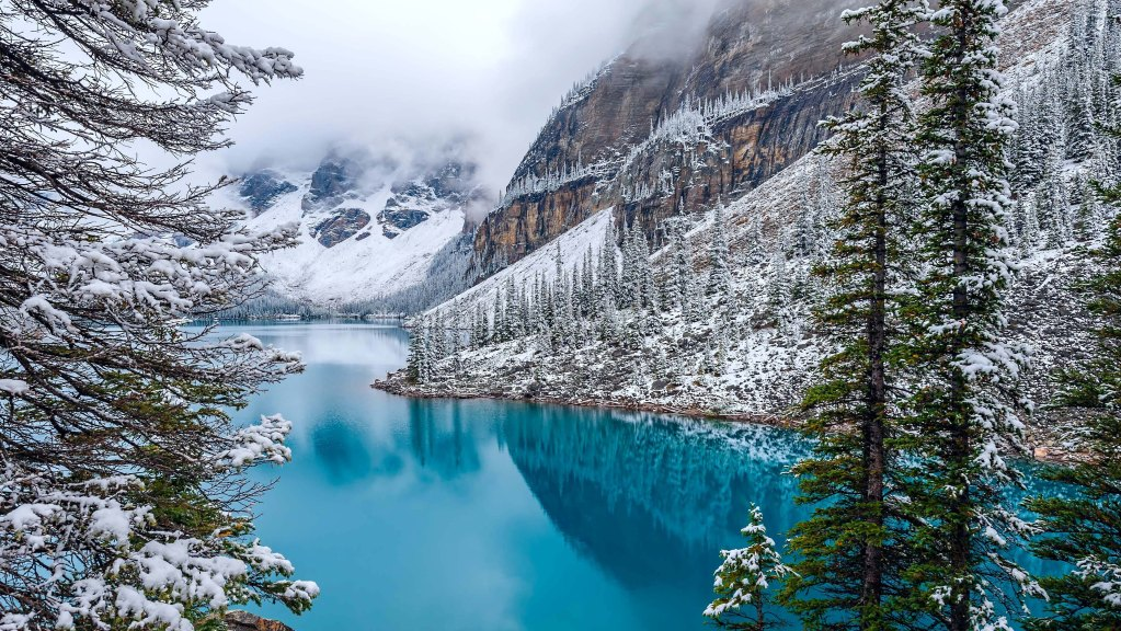 50 scenic winter qhd wallpapers perfect for any oled display