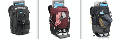 Solo offers up three new 17″ laptop backpacks that look as cool as they are functional