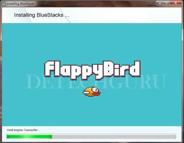 bluestacks installer