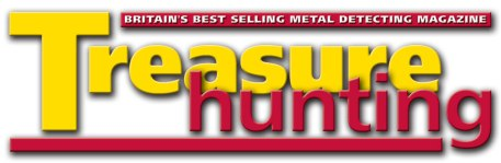 treasure hunting logo