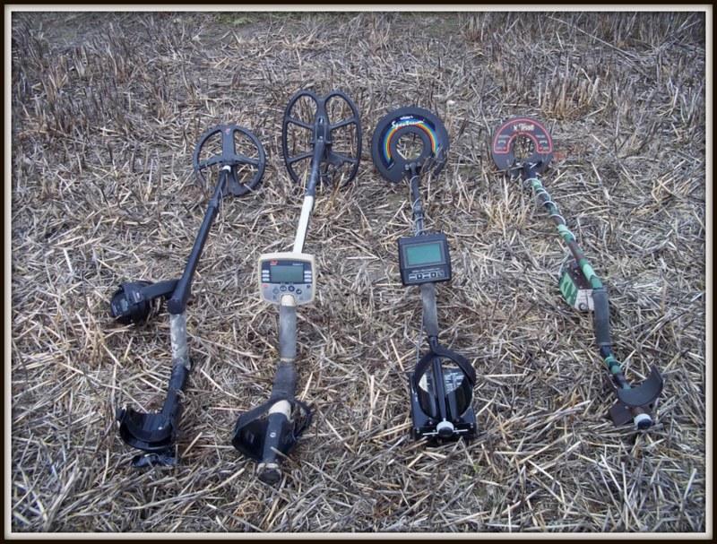 testing metal detectors