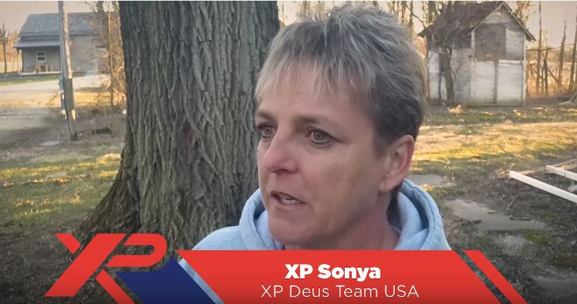 XP Sonya talks about metal detecting with the XP Deus