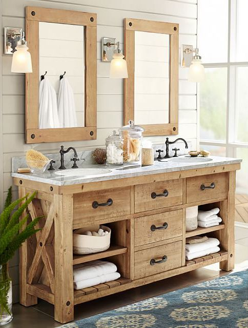 50 relaxing rustic style bathroom ideas