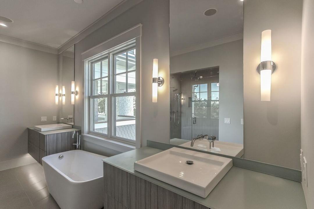 bathroom light 30 stylish lighting
