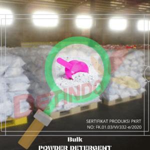 Powder Bulk Products | DETINDO