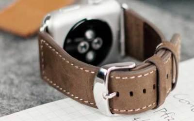 Las mejores correas de cuero para Apple Watch