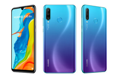 opiniones huawei p30 lite