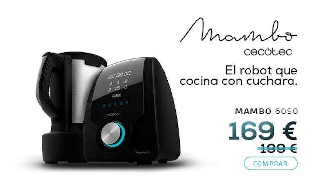 mambo 6090 por 169 euros