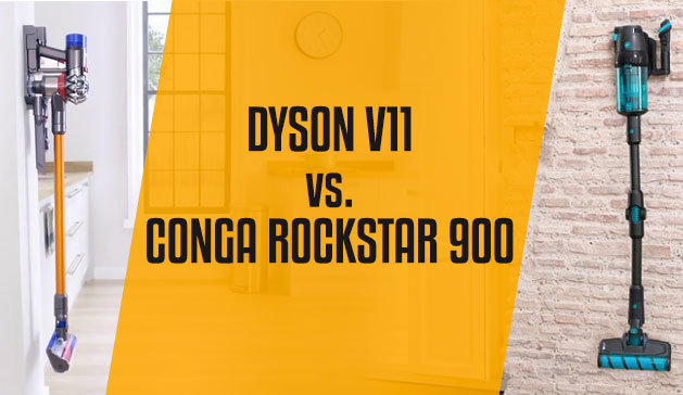 dyson v11 vs conga rockstar 900
