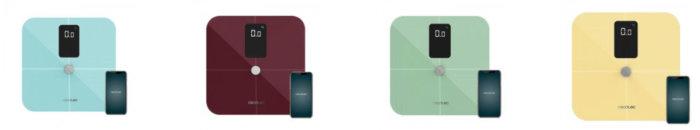 Review de las básculas de bioimpedancia Surface Precision 10400 de Cecotec 2