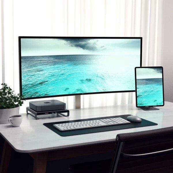 mejores monitores mac mini