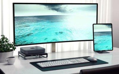 Los 5 mejores monitores para Mac Mini de 27″ en 2021