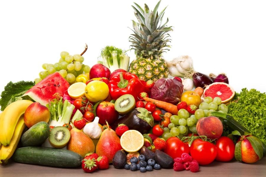 vegetales para tener enegia