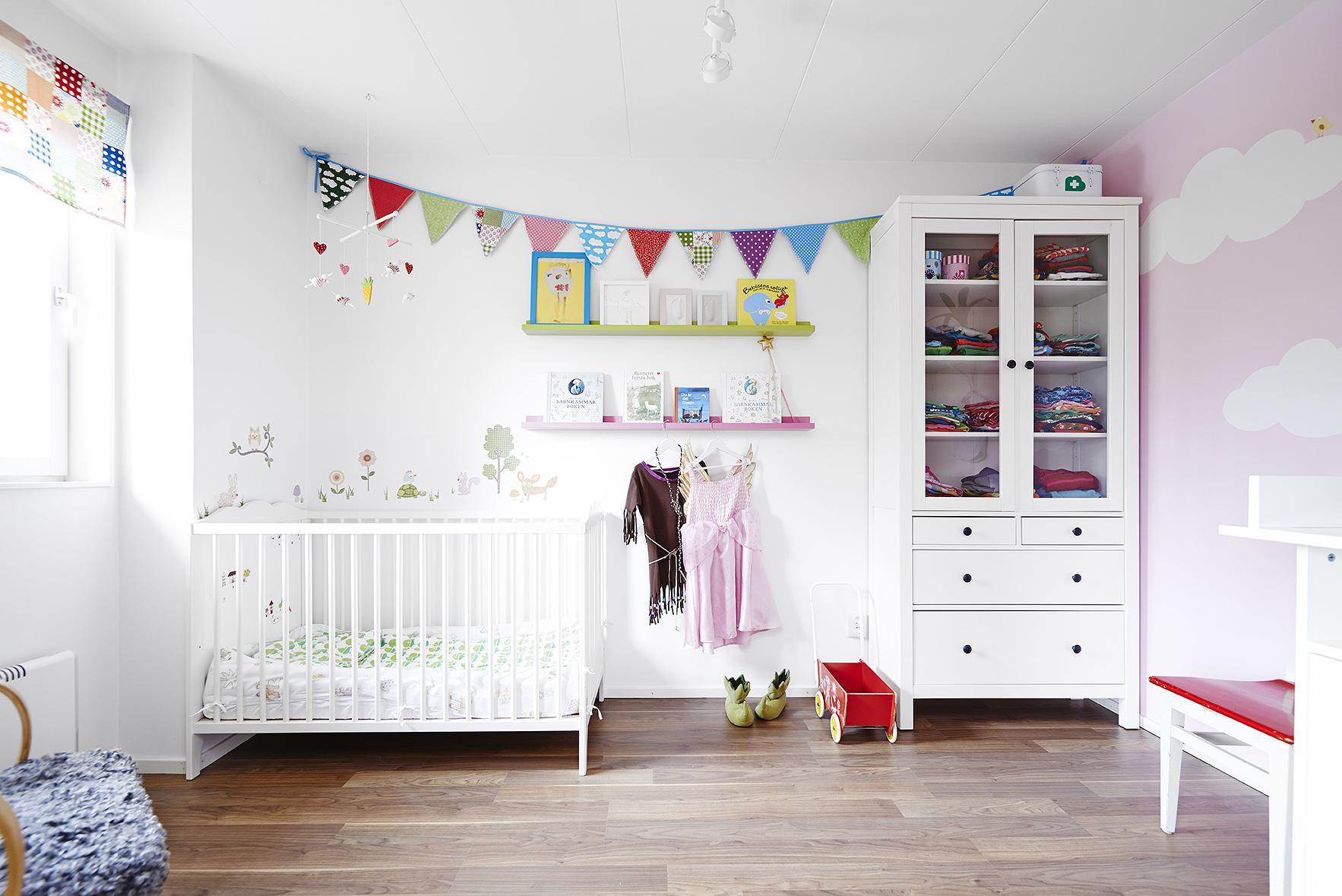 habitación funcional para niños