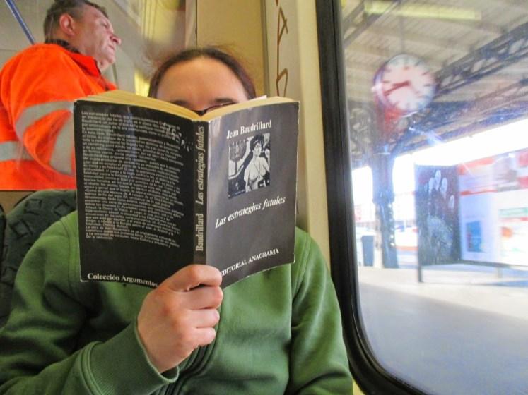 Leer en el viaje