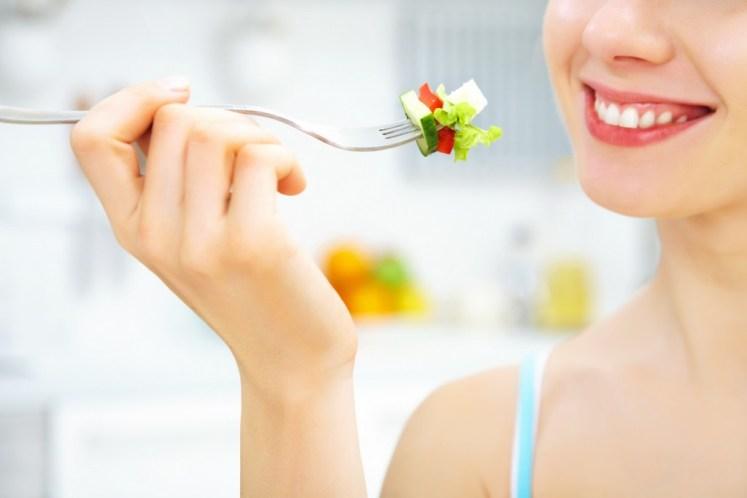 comer sano, verduras de preferencia
