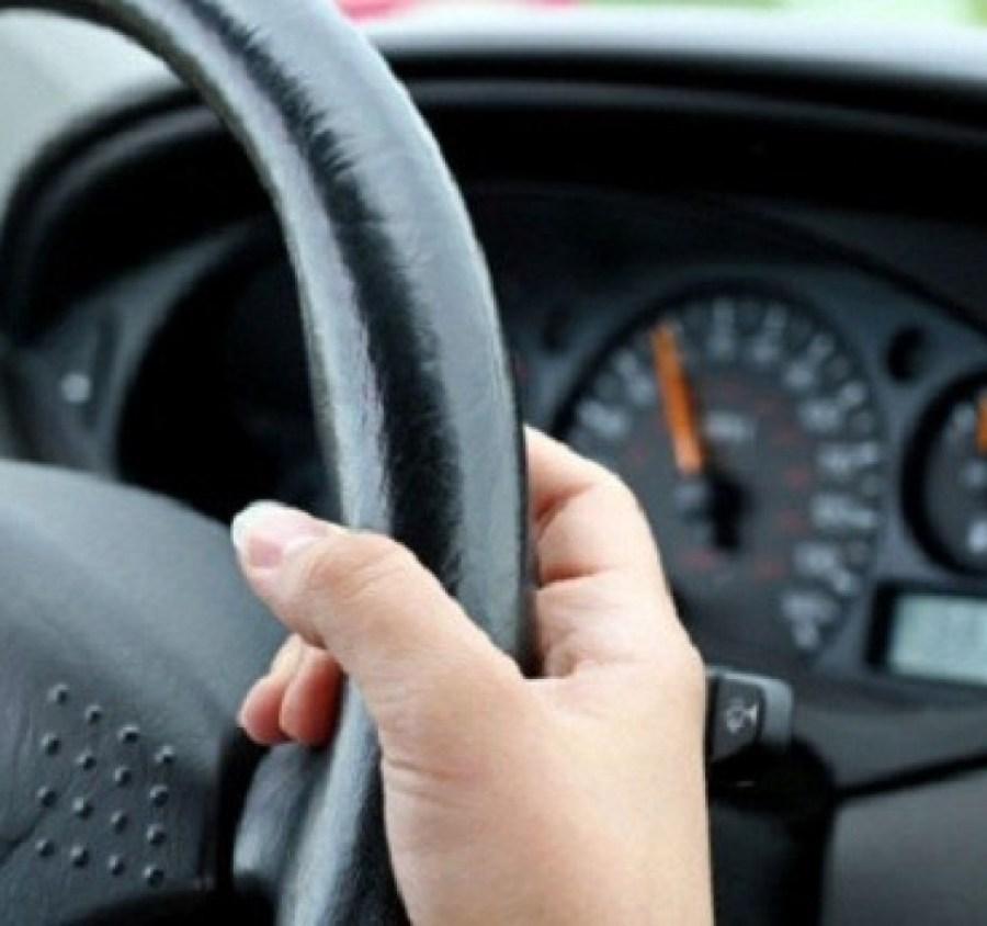 controlar nervio frente al volante