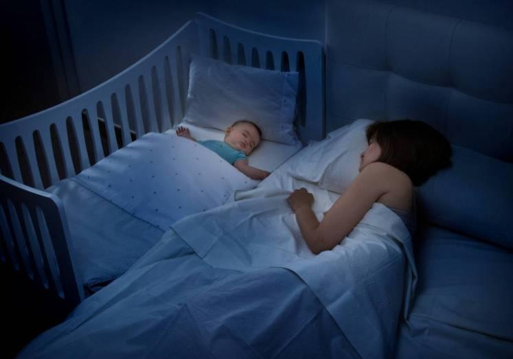 dormir en la misma habitacion